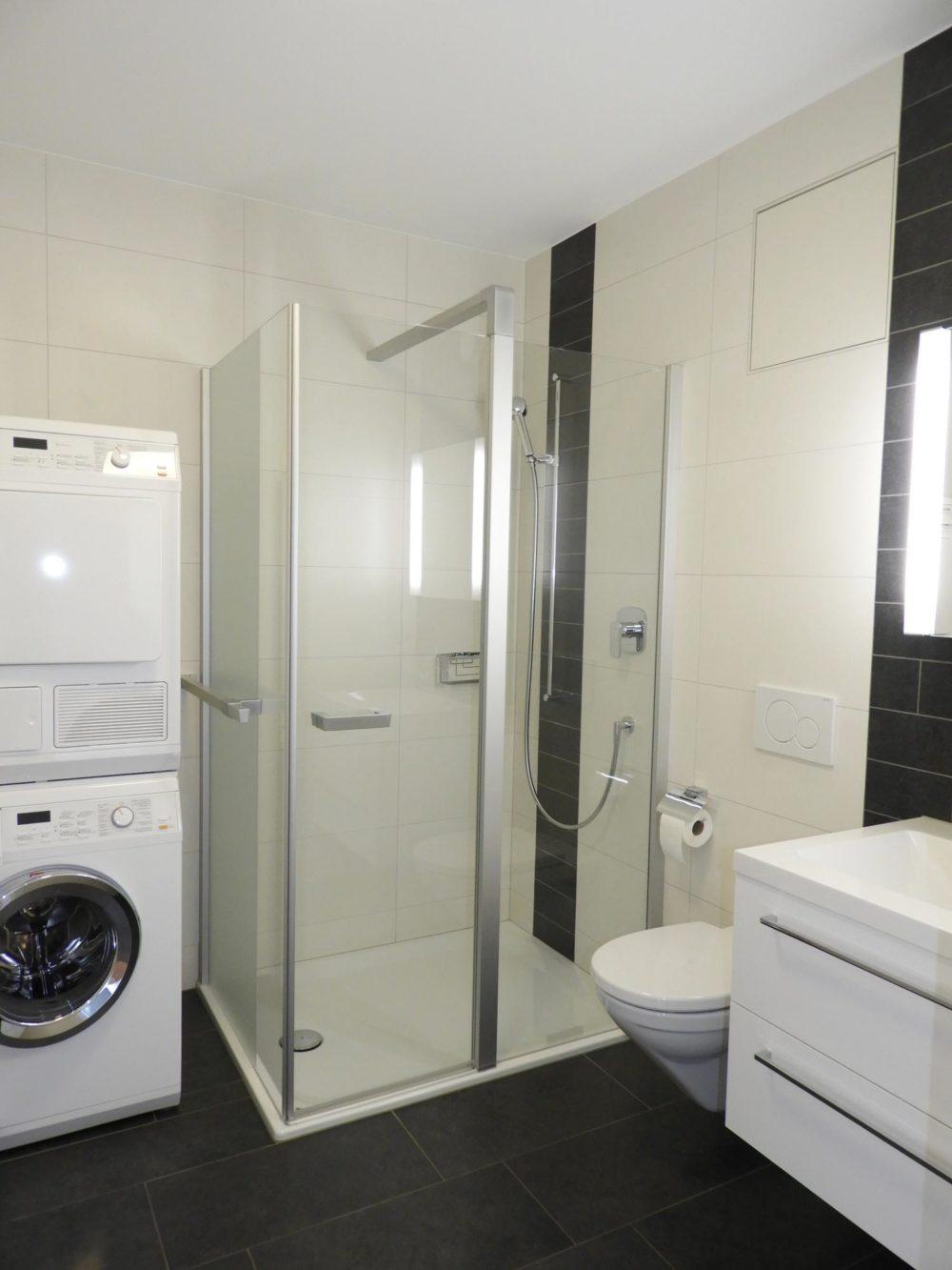 W7 Gäste WC Dusche