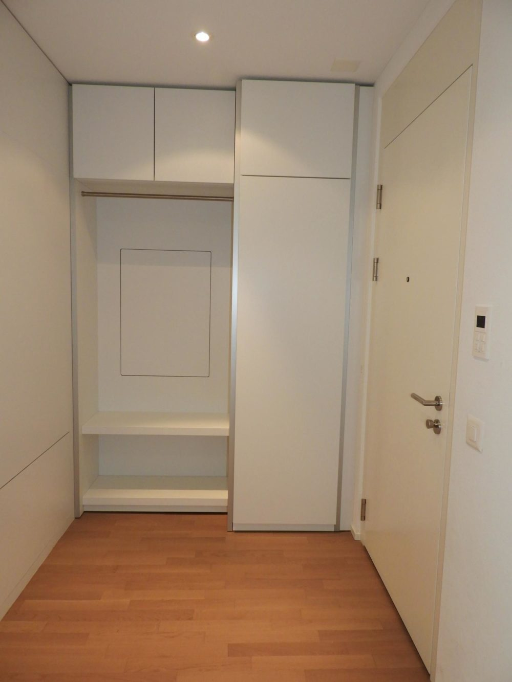 W7 Garderobe
